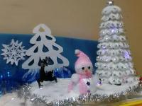 """Выставка поделок """"Новогоднее чудо"""""""